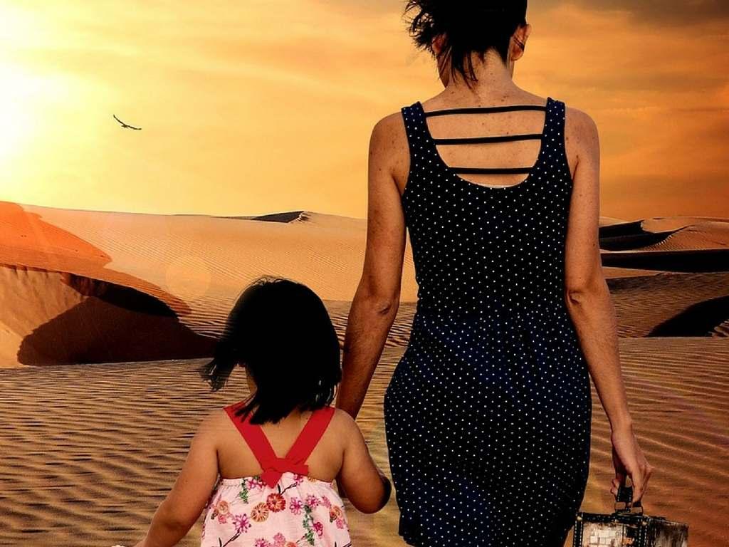 Blogparade: Als Familie durch eine Krise kommen - ein Beitrag von Monique Beckers