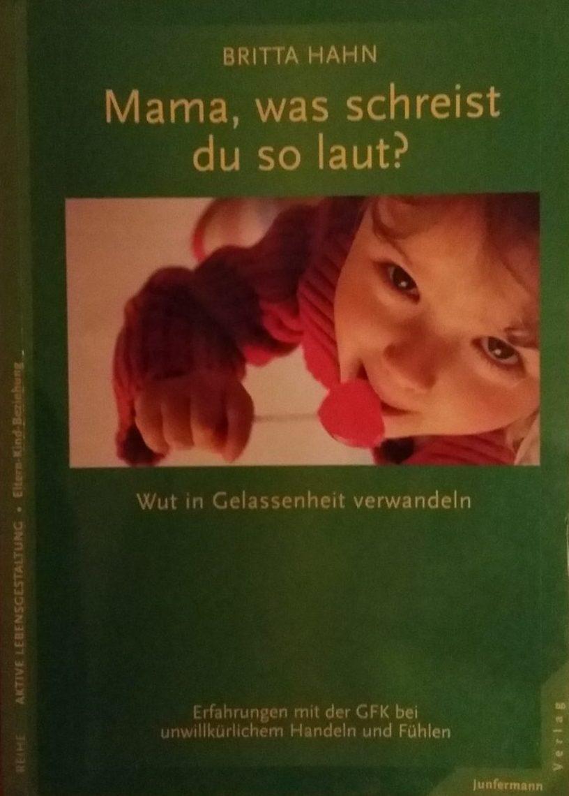 Buch: Mama, was schreist du so laut?