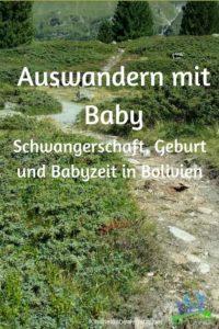 Ein Gastbeitrag von Mirjam Samira Volgmann über Schwangerschaft, Geburt und dem Leben mit Baby in Bolivien. #Tragen #Geburt #Schwangerschaft #Stillen #Baby #Weltreise #Auswandern #Bedürfnisorientiert #Familienbett