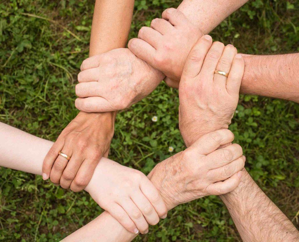 Blogparade: Als Familie durch eine Krise kommen