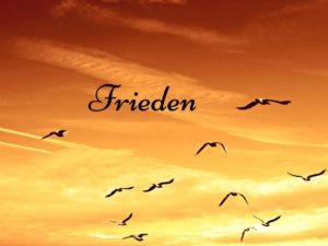 Read more about the article Warum es so lang dauert, bis Frieden in unsere Herzen, unsere Familie und unsere Welt einzieht
