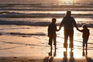 Read more about the article Traum und Tücken des Reisens mit Kindern