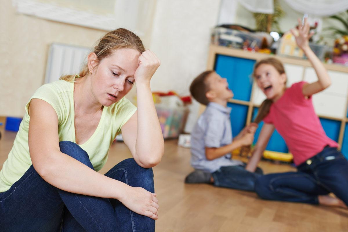 Stress killt Empathie