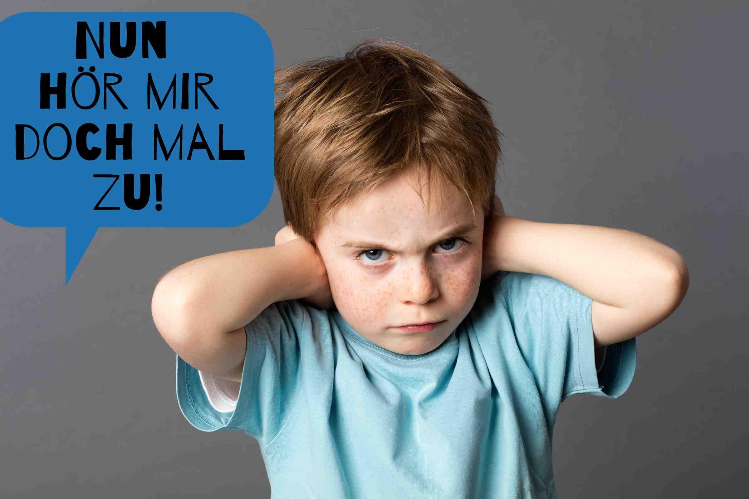 Wie Kommunikation mit Kindern gelingen kann